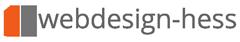 Logo webdesign-hess
